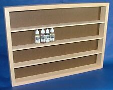 Vallejo and Andreas Miniature Model Paint Storage Shelf