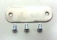 WWII Jeep, Willys MB, dp-Frame Early Data Plate Frame W/ Rivets,  G503