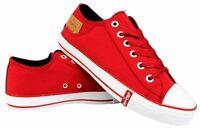 Levi's Men's Classic Premium Casual Sneakers Shoes Buck Lo Twill 514887-01R