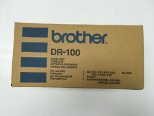 BROTHER DR-100 DRUM UNIT NEW (BOX OPEN)
