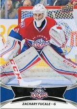 16/17 UPPER DECK AHL SP #108 ZACHARY FUCALE ST JOHNS ICECAPS *30877