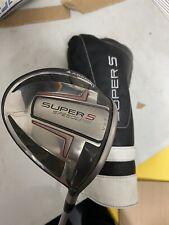 ADAMS SUPER S SPEEDLINE DRIVER 9.5 DEGREE STIFF GRAPHITE SHAFT