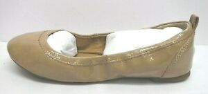 Lucky Brand Size 6.5 Nude Beige Flats New Womens Shoes