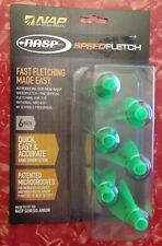 New and Sealed Nap Nasp Approved Speedfletch Green 6-Pack 60-870