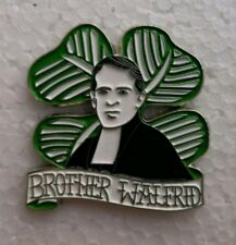 Celtic Brother Walfrid Badge Pin Scotland Ireland