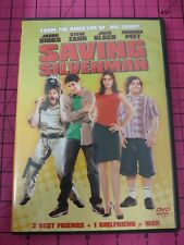 Saving Silverman (Dvd, 2001, Pg-13 Theatrical Version) Pre-owned