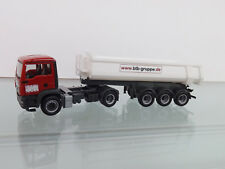 Herpa 308816 SCANIA CR 20 HD 6x2 Tractor Light Yellow 1 87 H0