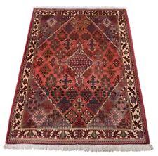 meymey 159 x 106 cm TAPIS ORIENTAL noué à la main persan, petit pont en rouge