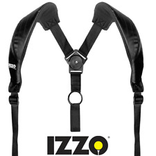IZZO GOLF Comfort Swivel™ DUAL SHOULDER GOLF BAG CARRY STRAP / REPLACEMENT STRAP