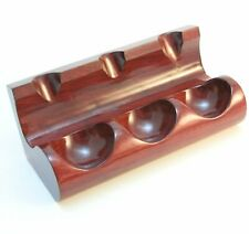 3 Pipe Tobacco Pipe Rack / Stand - Rod Series