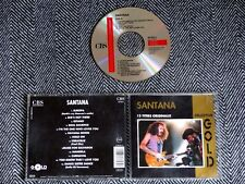 SANTANA - Collection gold 1990 - CD