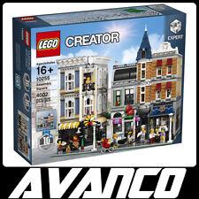 LEGO Creator Assembly Square 10255 Modular Barista Florist Dentist Dancer NEW