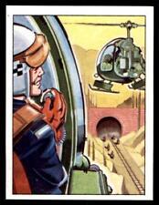 Panini Action Man Sticker 1983 No. 133