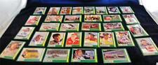 NASCAR - Lot of 55 Cards - Gordon, Unser, Waltrip - 1993 Edition MAXX Race Cards