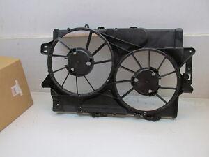Equinox Torrent XL-7 OEM Radiator Cooling Fan Shroud GM 19130590 17760-78J11