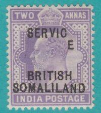 SOMALILAND PROTECTORATE O8  MINT NEVER HINGED OG**  Dropped E variety RARE !