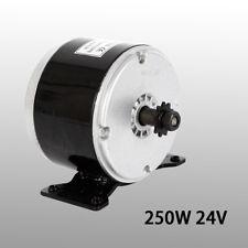 New 250w 24v Dc Electric My1016 Motor Brushed For Brushed Mini Bike Razor Usa