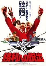 Escape To Victory Japanese Chirashi Mini Ad-Flyer Poster 1981