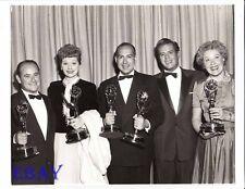 Lucille Ball Vivian Vance Photo from Original Negative Emmy Awards