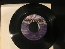 Pop 45 Lionel Richie - Hello / You Mean More To Me Motown  NM  1983