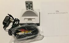 ** Accurian AMA-2336 iPod / iPhone Audio / Video Docking Station w/ Remote