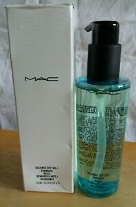MAC Cleanse Off Oil / TRANQUIL HUILE makeup Remover 150ml