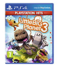 Little Big Planet 3 PS4 Game (PlayStation Hits)