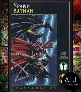 Spawn Batman #1 VF 8.0 (Image) TPB