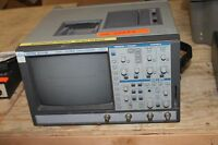 LeCroy 9310M Dual 300Mhz Oscilloscope WORKING