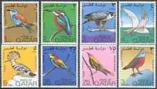 Qatar 1972 ** Mi.528/35 Vögel Birds