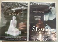La Scultura + Sfashion - Mauro John Capece - 500 copie numerate [Home Movies]