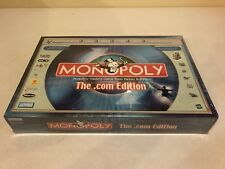 MONOPOLY DOT COM EDITION BOARD GAME, Parker Brothers
