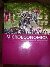 MICROECONOMICS 4th Ed Temple Univ.