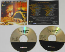 Rusted Root, Michael Franti, Indigo Girls Pete Seeger Steve Earle U.S promo 2 cd