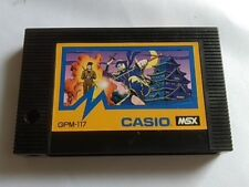 Iga Ninpou Chou GPM-117 CASIO for MSX /Game Cartrigde only/NTSC-J tested-A-
