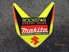 Suzuki RMZ250 2010-2018 RMZ450 2008-2017 Rockstar front fender graphic RM1204