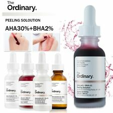 The Ordinary peeling solution Niacinamide 10% + Zinc 1% Face Serum Oil 30ml