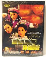 NU NHI DUONG TU CUONG Phim Bo Hong Kong Tau 10 DVD Chinese Movie Vietnamese