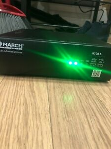 March Networks - 8708 S NVR