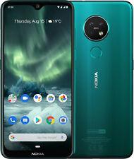 Nokia 7.2 DUAL SIM 64 GB VERDE-NUOVO