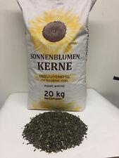 Sonnenblumenkerne gestreift 20 kg Deutsche Ware