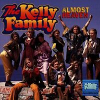 The Kelly Family - Almost Heaven CD 1996