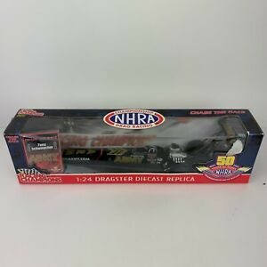 Racing Champions Tony Schumacher 1:24 ARMY Matco Top Fuel Dragster Model