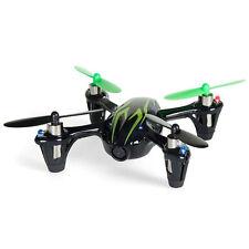 DRONE Quadricottero RC HUBSAN H107C VIDEO X4 CAMERA Con Accessori