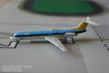 JC Wing TAT KLM Fokker F-100 in Old Color Diecast Model 1:400