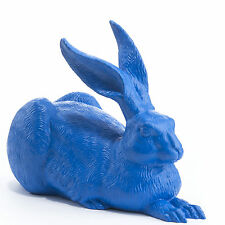 Albrecht Dürer Feld Hase (Young Hare) blau, Ottmar Hörl Original