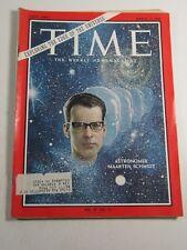 Time Magazine- March 11, 1966- Astronomer Maarten Schmidt
