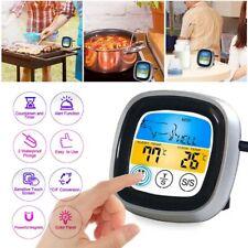 Sonda Digital Termómetro Temperatura Barbacoa Cocina Carne LCD Comida Cocina Horno GT