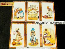 🐱 HOLLY HOBBIE Vintage 1980 BLOCK NOTES MEMO PAD serie completa Full collection