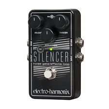 Electro Harmonix The Silencer Noise Gate Guitar Effects Pedal